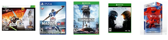 target video games dec 2