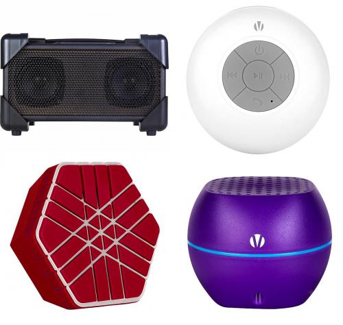 vivitar speakers