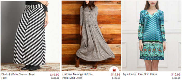 zulily clothes