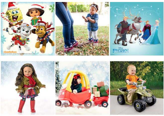 zulily dec 1