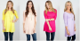 34 Sleeve Perfect Tunic