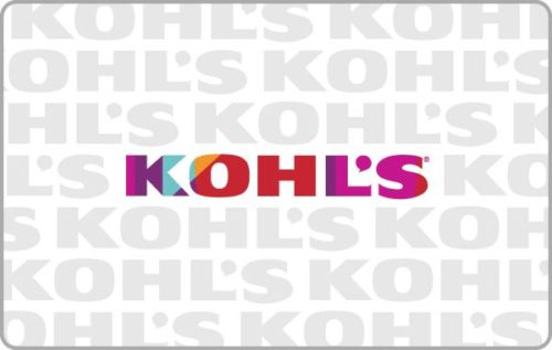 $50 Kohl's Gift Card with $10 Bonus Included
