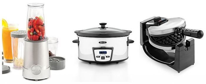 Bella Small Appliances for $9.99 After Rebate! *Rocket ...