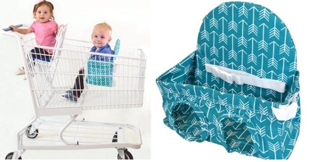Buggy Bench-Shopping Cart Seat