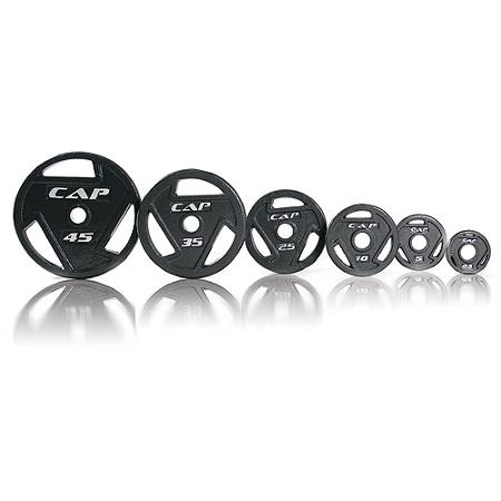 CAP Barbell 2 inch Olympic Grip Plates