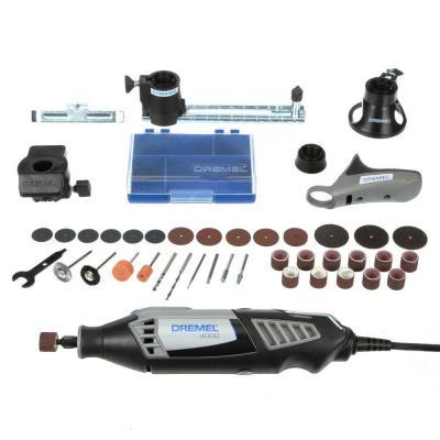 Dremel 4000 Series 120-Volt Corded Rotary Tool Kit
