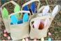 Easter Bunny Bucket Basket