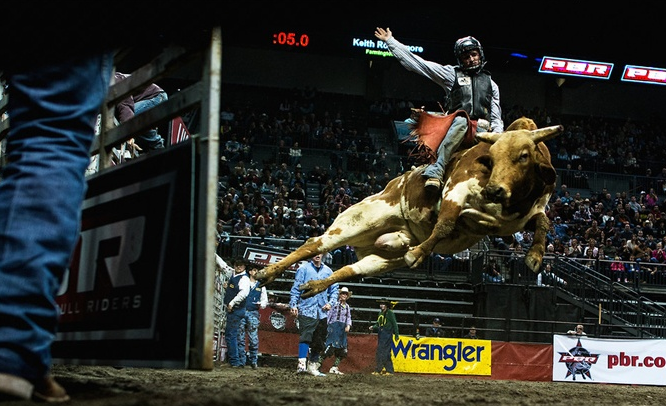 PBR BlueDEF Tour on February 5 or 6