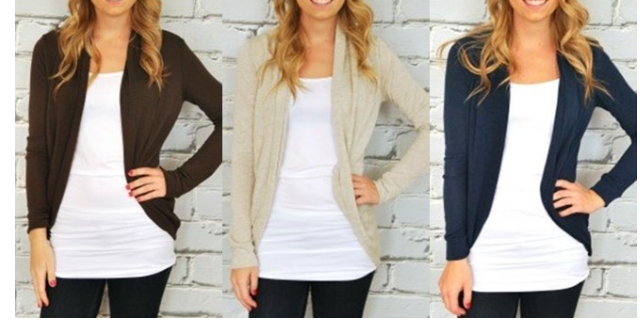 Perfect Sweater Shrug