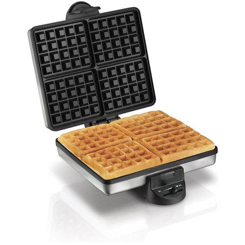 Proctor Silex 4-Piece Belgian Waffle Maker