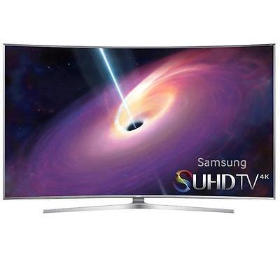 Samsung UN55JS9000 55 Class 4K SUHD 3D Curved Smart LED TV #UN55JS9000FXZA