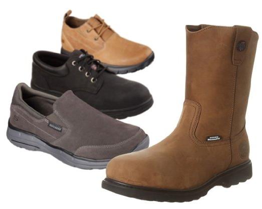 Skechers Men's Comfort & Work Shoes
