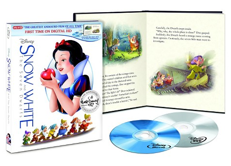 Snow White & The Seven Dwarfs (Blu-ray)