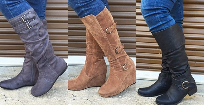 Stylish Women's Boots! Lots of Options