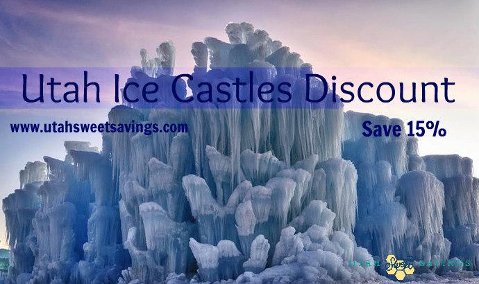 Utah Ice Castles Discount
