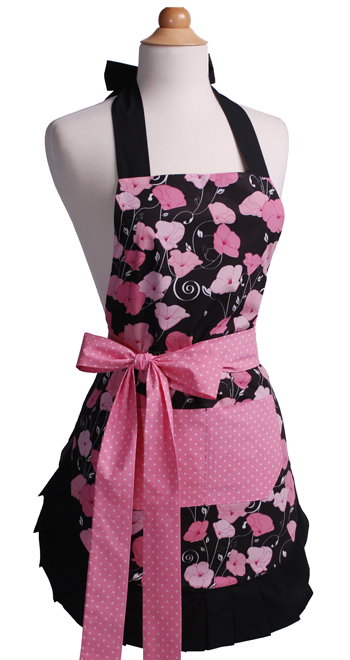 Women's ORIGINAL Midnight Bloom Apron