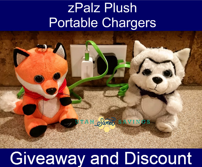 ZPalz Plush Giveaway and Discount