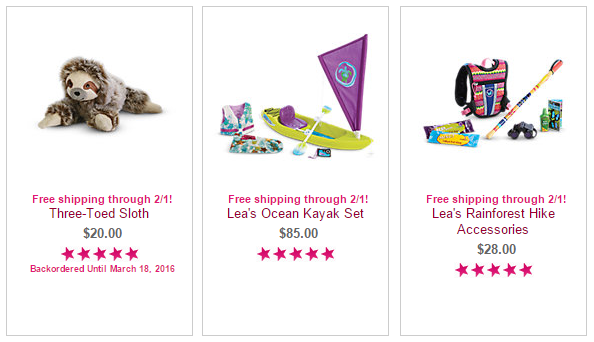 american girl lea accessories