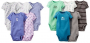 carters bodysuits 5 pack