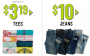 crazy 8 20 off markdowns $10 jeans