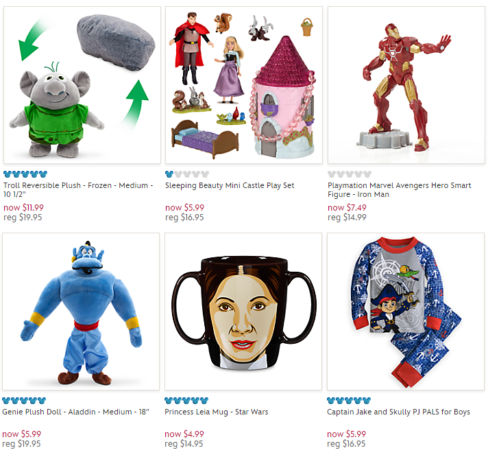 disneystore twice upon a year sale