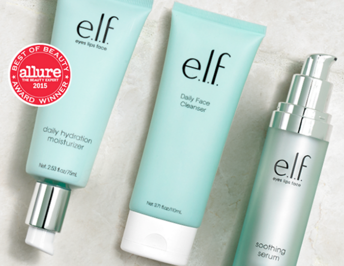 e.l.f. Skincare Essentials Kit