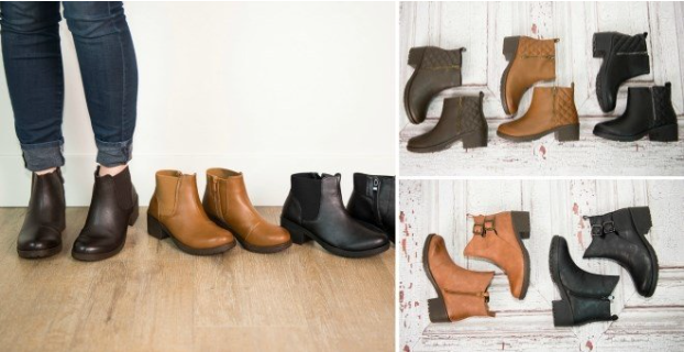 everyday ankle boot