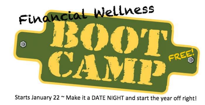 financial wellness bootcamp
