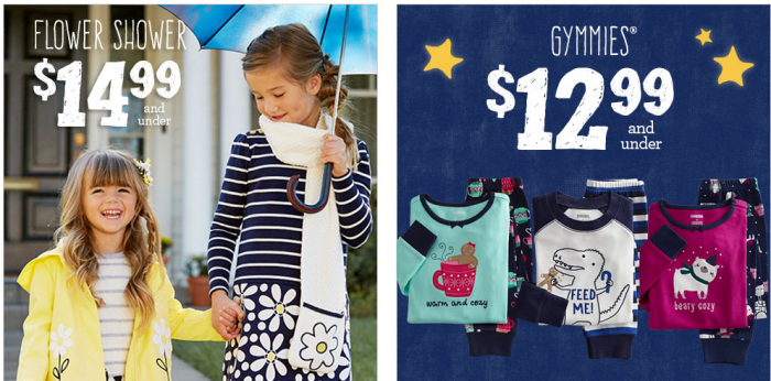 gymboree spring and gymmies