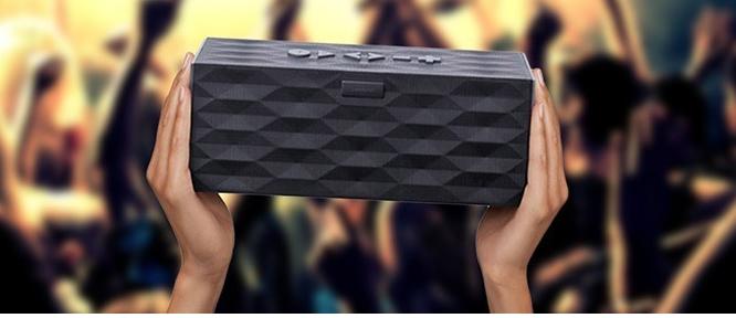jawbone speaker