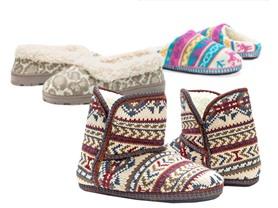 muk luks womens slippers