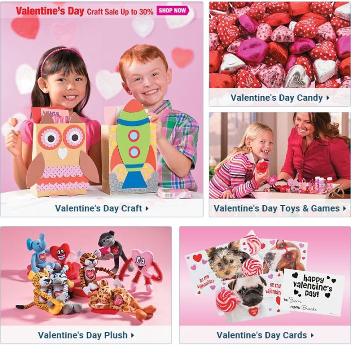 oriental trading company valentine's day