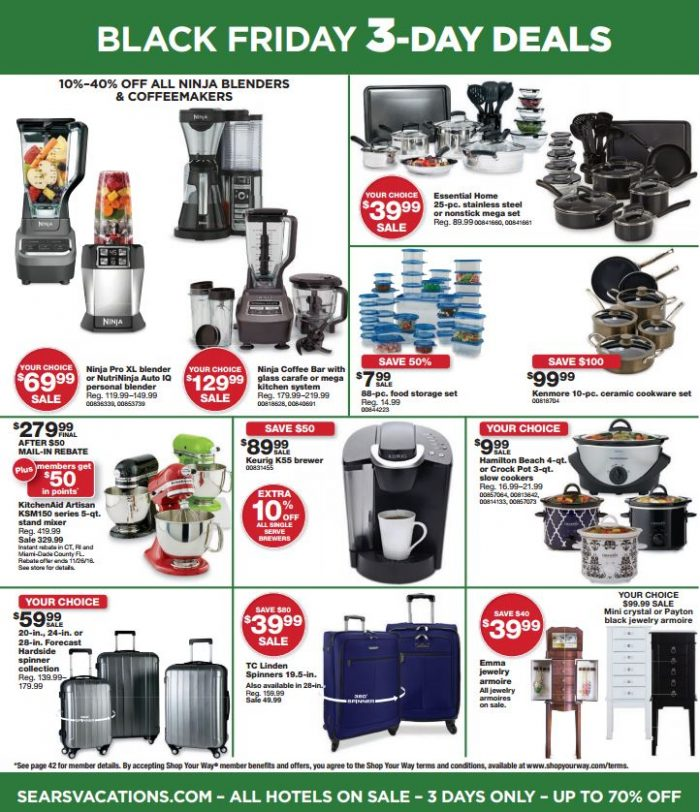 sears-black-friday-3-day-sale
