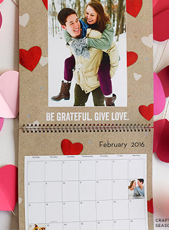 Shutterfly Free 8 11 Personalized Calendar For New Customers 6 99
