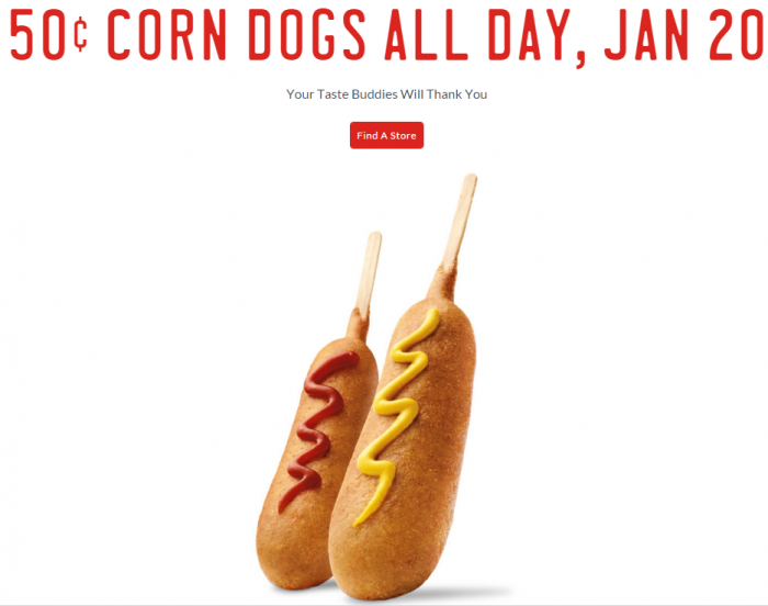sonic corndogs