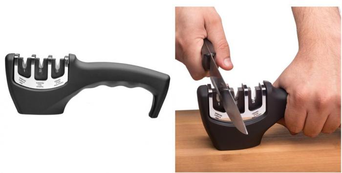 3 Stage Knife Sharpener