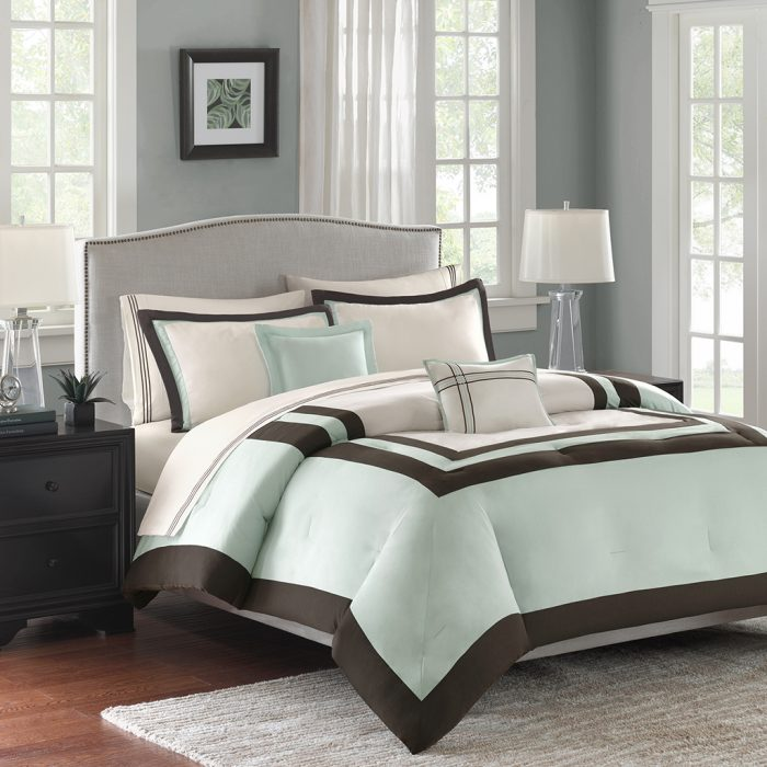 Cotton 5PC Comforter Set