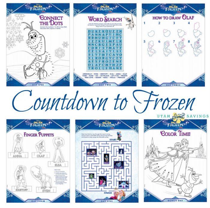 Countdown to Frozen