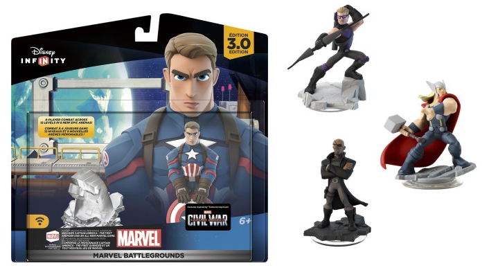 how to buy characters in disney infinity 3.0