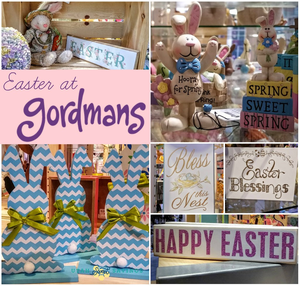 Gordmans Easter Collage