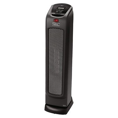 Holmes HCH8305-TG Ceramic Tower with Eco-Smart and LCD Control
