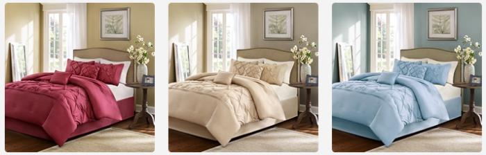 Home Essence Savoy 6 Piece Comforter Set