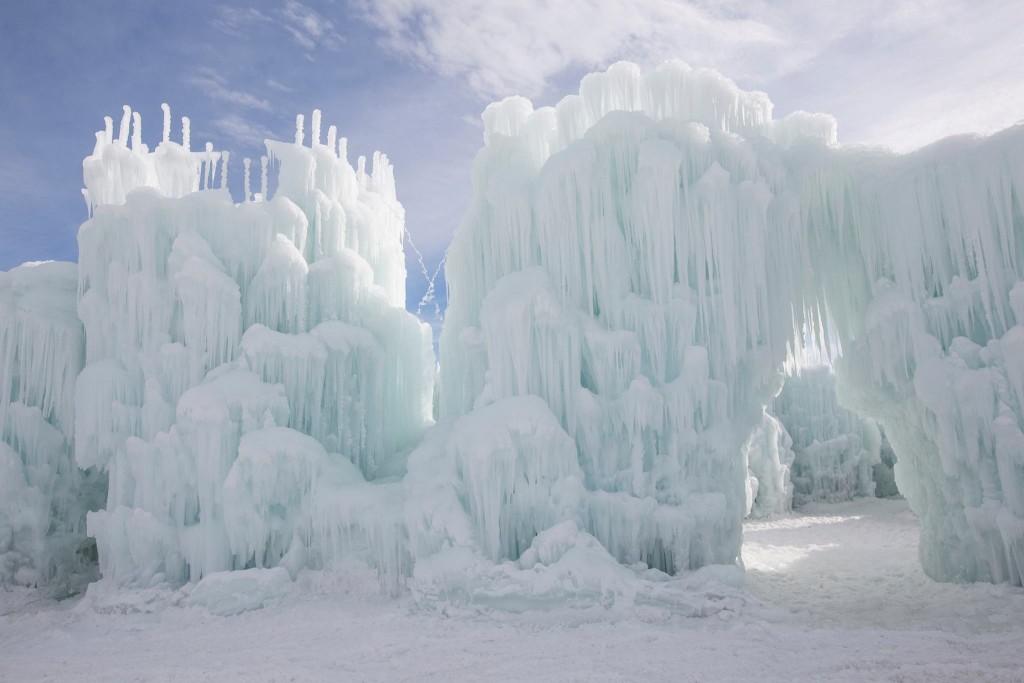 Ice castles amazing