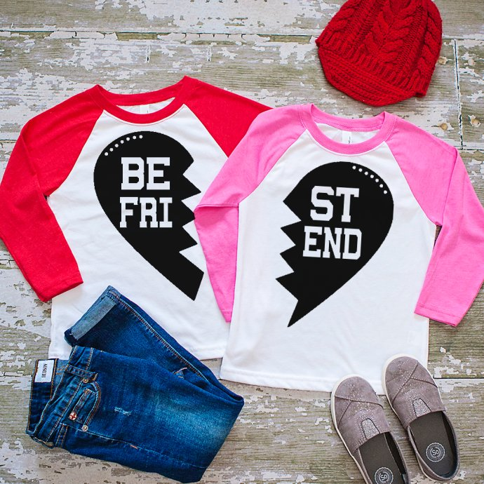 6384d06b0 Best Friends Shirt Sets for  25.99! You Get TWO Shirts! – Utah Sweet ...