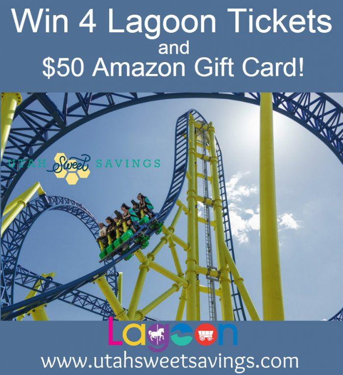 Lagoon Ticket Giveaway