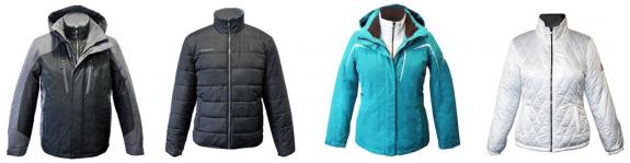 Men's & Women's ZeroXposur System Jackets