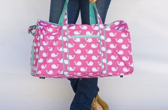 Personalized Duffel Bags - 6 Styles!