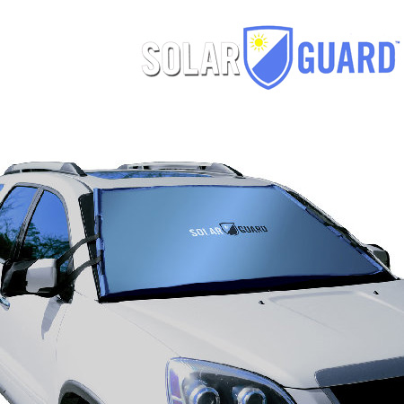 SolarGuard Reflective Sunshade Windshield and Mirror Cover