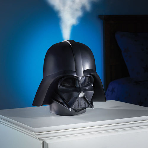 Star Wars Darth Vader Capacity Ultrasonic Cool Mist Humidifier