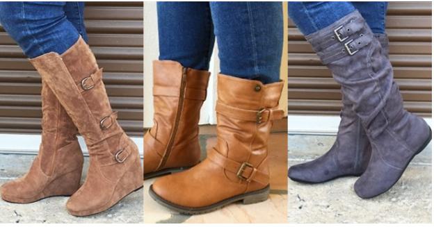 Stylish Women's Boots